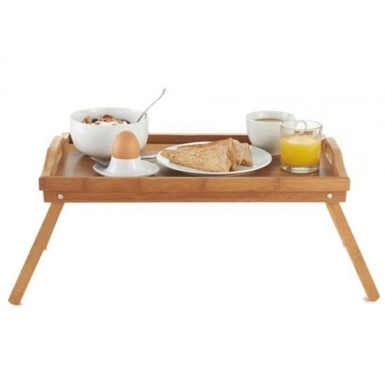 Schoot tafeltje hout 50 x 30 cm